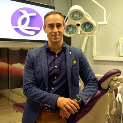 Doctor Leví Cuadrado Clínica Dental Donosti-San Sebastián
