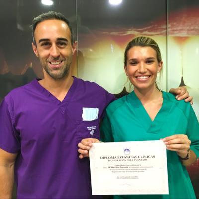 Estancia clínica doctora Maima